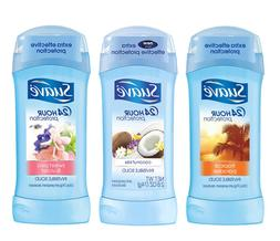 24 hour protection invisible solid antiperspirant deodorant
