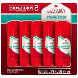 5Old Spice Pure Sport Deodorant