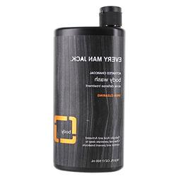Every Man Jack - Skin Clearing Activated Charcoal Body Wash
