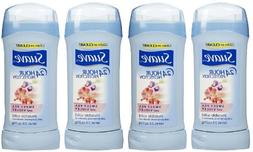 Suave Anti-Perspirant Deodorant, Invisible Solid, Twin Pack,