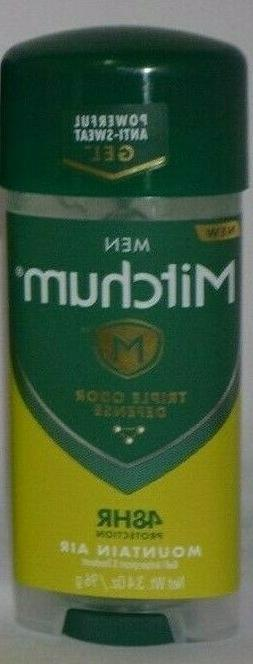 Mitchum Anti-Perspirant & Deodorant, Power Gel, Mountain Air