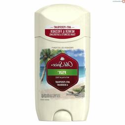 Old Spice Fresh Collection Invisible Solid Fiji Scent Men's