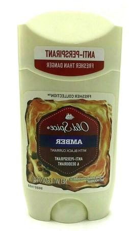 Old Spice Fresher Collection Amber Anti-Perspirant & Deodora