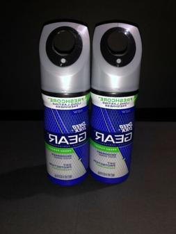 gear fresh force deodorant body spray 2