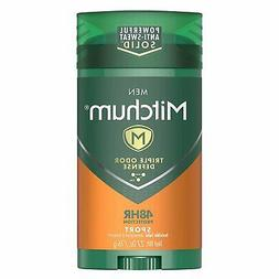 Mitchum Invisible Solid, Sport, 2.7 Ounce