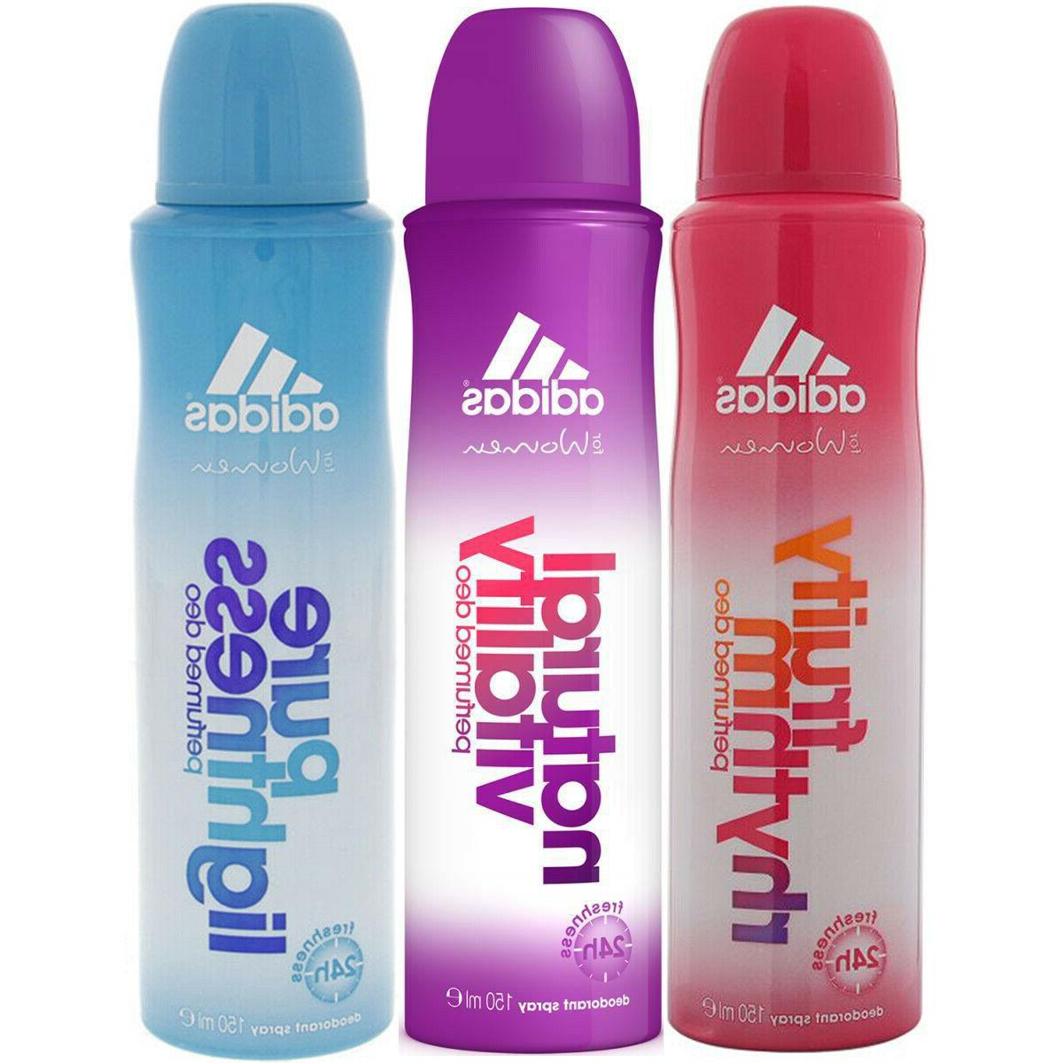 deodorant 24h freshness women body spray 150