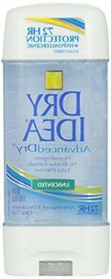 Dial Dry Idea Anti-Perspirant and Deodorant, Unscented, Hypo
