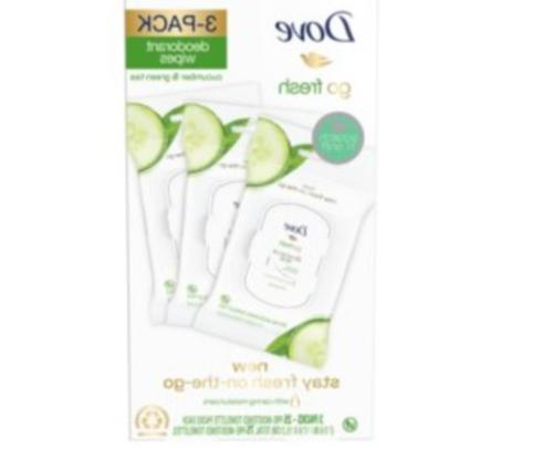 dove women s cucumber and green tea