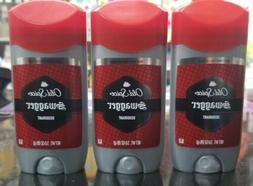 OLD SPICE SWAGGER DEODORANT Lot of 3